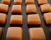 1 LB of Creamy Vanilla Caramels