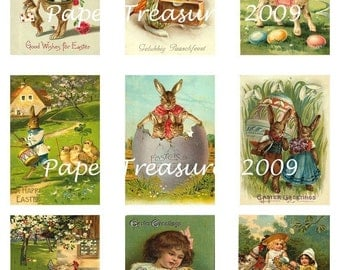 Easter Collage Sheet 3