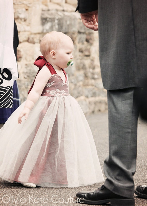 Flower Girl Dress . Toddler