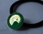 Green Dichroic Hairband