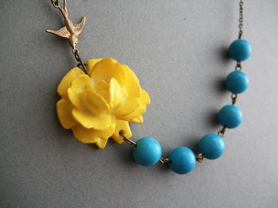 Roxy Romantica (Yellow)