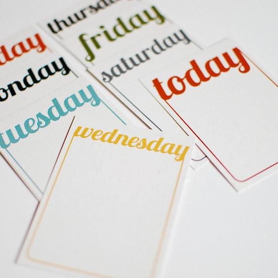 Storytellers: 2-Day Hooray Days of the Week