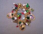 Christmas Surprise Charm Bracelet