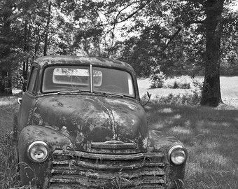 Old Oxford Truck