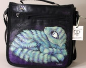 Velloso - One-of-a-Kind Painted Purse