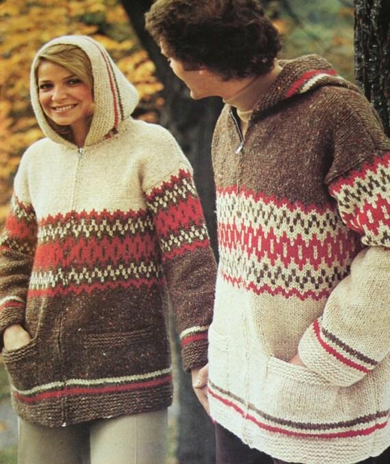 Plus Size Knitting Patterns : Sweater Knitting Patterns Plus Size Vintage Big Sizes 2 by