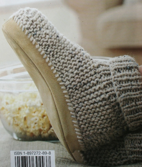 Knitting Patterns Socks and Slippers Patons 500861DD