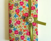 Colorful Journal Notebook Diary, Flowers journal, lined journal, handmade journals, lined journal, writing journal, travel journal diary