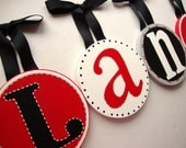 New Boutique Round Boy Hanging Wall Letters