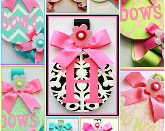 NEW DESIGNS Girls Child Decor Hair Bow Holder