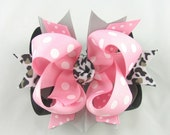 Boutique Tres Fabulous Hair Bow M2MG