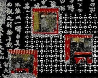 Asian Gridwerk  ARTcard