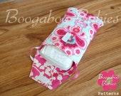 Diaper/Wipe Case Sewing Pattern - PDF
