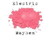 ELECTRIC MAYHEM Mineral Eyeshadow by Coffin Color - makeup for your rock and roll lifestyle