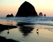 Haystack Rock 8 x 10 Fine Art Print (un-mounted)