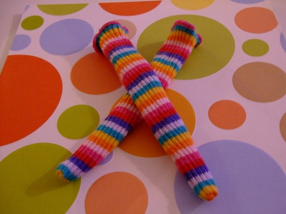 Blythe / DAL Socks - Fruit Punch Bowl - LAST PAIR