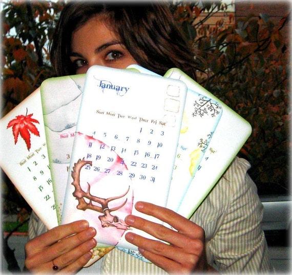 2009 UmberDove Calendar