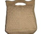PDF Stitch Sampler Bag - knitting pattern