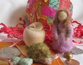 Fairy Treasure Ball Mini Pinata Toy