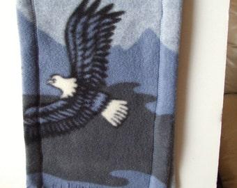 Wings of Flight Polarfleece Scarf