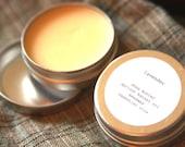 lavender all-natural lip balm