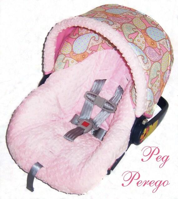 Peg Perego Primo Viaggio Car Seat Cover Replacement
