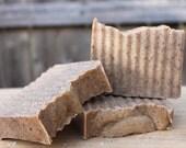 Frankincense & Myrrh Cold Process Soap  LIMITED EDITION