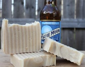Blue Moon Beer with Orange Soap