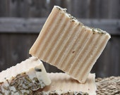 Calliope Cold Process Soap Lavender Eucalyptus Bergamot
