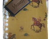 Howdy Keepsake Journal