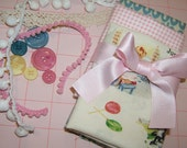 Dick and Jane Fabric Scrappy Pack