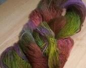 Sock yarn (Colorblast)