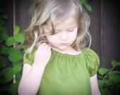 evelyn smock (leaf green)