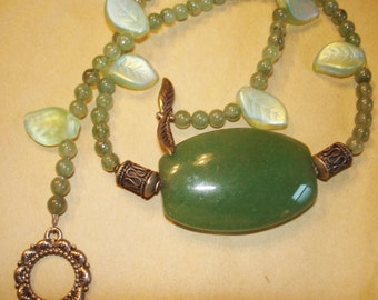 Green With Envy Choker
