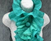 The Trudi Hand Felted Scarf