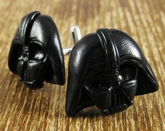 Darth Vader Inspired Cufflinks