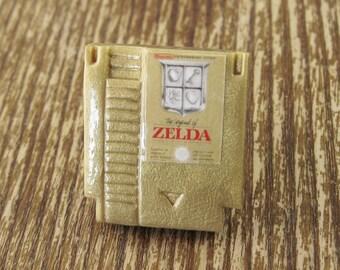 Legend of Zelda Ring- NES Game Cartridge