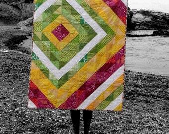 The Lantana Sorbet Quilt (#304)