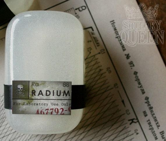 Radium Soap (glow in the dark)