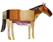 Fire Horse Print