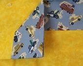 Flannel Pillowcase-Emergency Vehicles