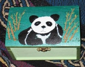 Peek-A-Boo Panda