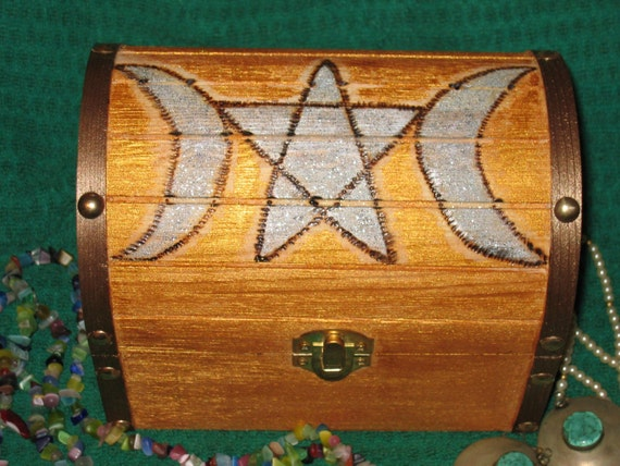 Goddess Chest of Treasures - SPECIAL SALE