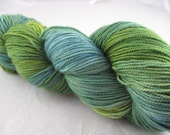 Hidden Garden  - Sock Yarn, Superwash Merino