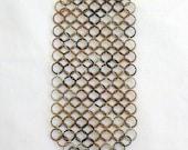 Medieval Metal Large Chainmail Bracelet