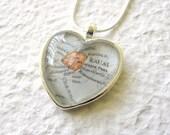 Kauai Map Necklace - Custom Map Jewelry