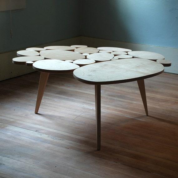 SALE  Medium Circles Coffee Table