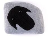 Trilobite Fossil plush soft sculpture