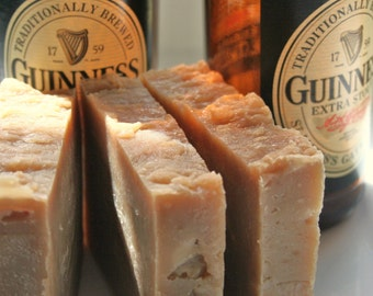 Beer Olive Oil Soap Bar