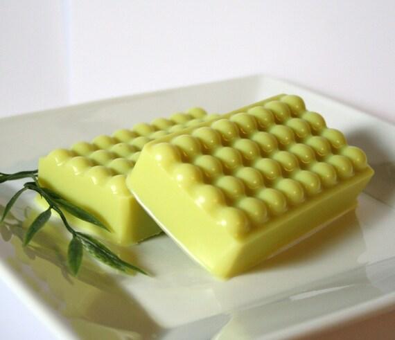 Rainforest Massage Shea Butter Soap Bar (VEGAN Friendly)